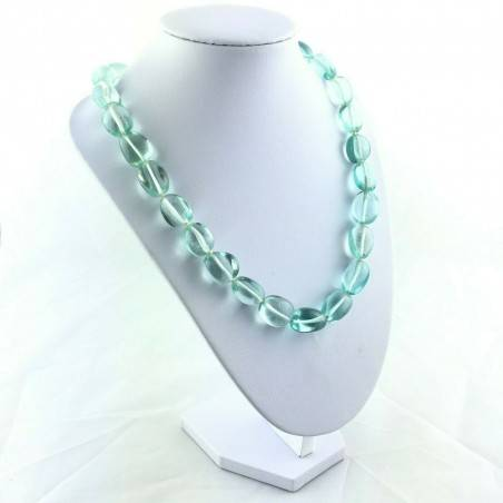OBSIDIAN Necklace PEARL - VIRGO TAURUS MINERALS Crystal Healing Pendant Charm-4