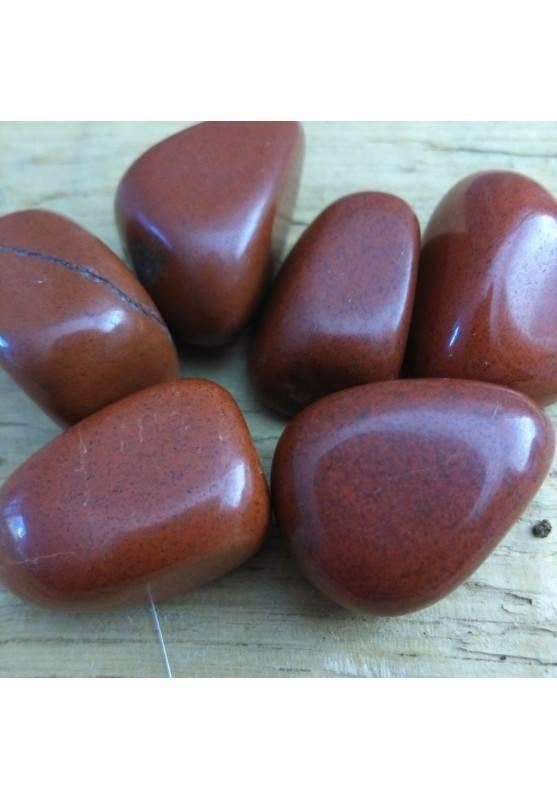 Red Jasper Tumbled MINERALS A+ [ Tumbled Red Jasper Crystal Therapy ]-2