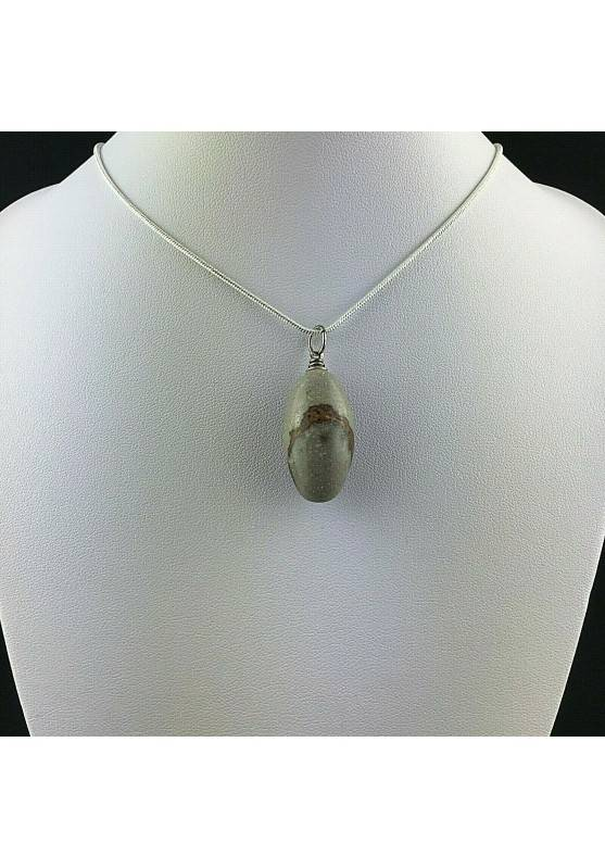 Pendant Shiva Lingam Indian Buddha Mantra Chakra MINERALS Crystal Healing Zen-2