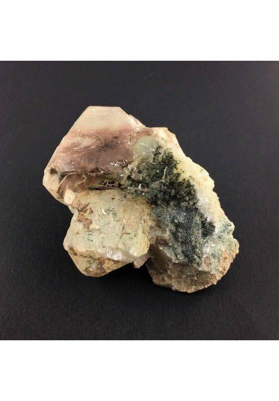 * Minerali Storici * Adularia Pietra di Luna di Val Cristallina -  Svizzera-2