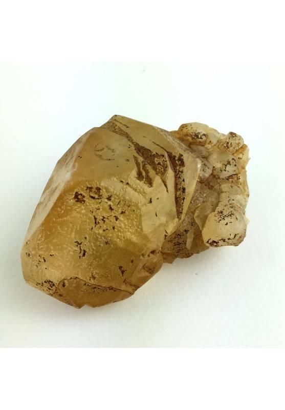 * Minerali Storici * Rara CALCITE Mielata di Molignon - Alta Adige Italia-1