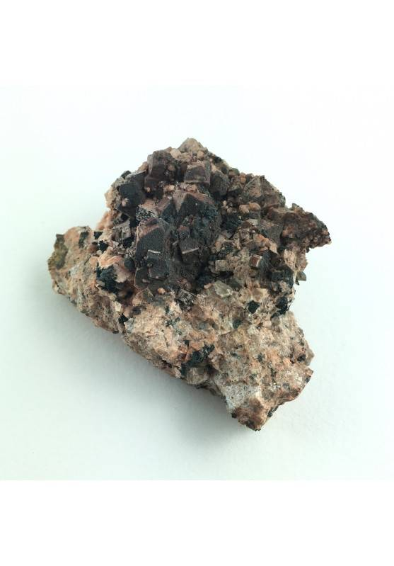 * Historical Minerals * ORTHOCLASE on Matrix - Quasso al Monte Italy Quality A+-1