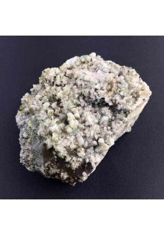 * Minerali Storici * Periclino su Matrice Alta Qualità A+ - Minerale Italia-1