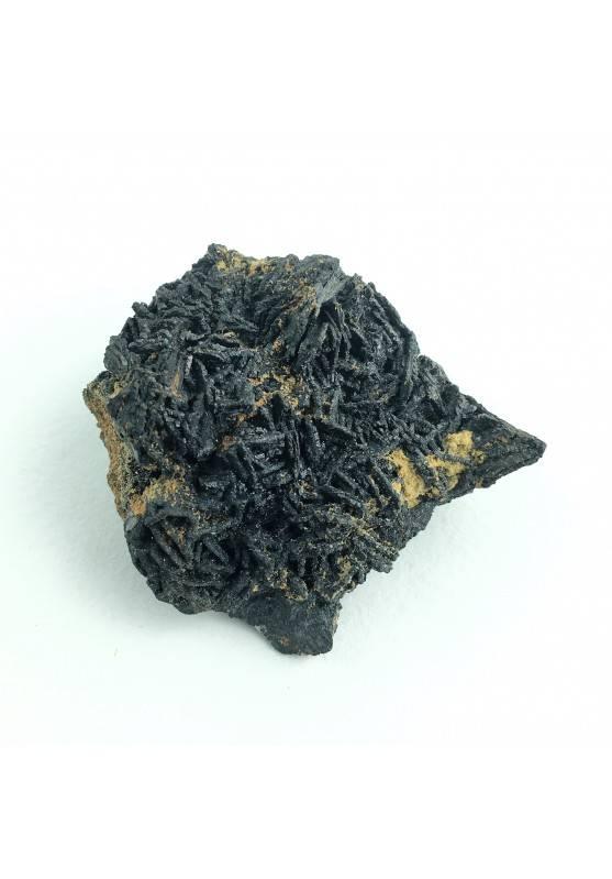 * Minerali Storici * TORMALINA Lamellare del Lago Ritòm Cristalli di Svizzera-1