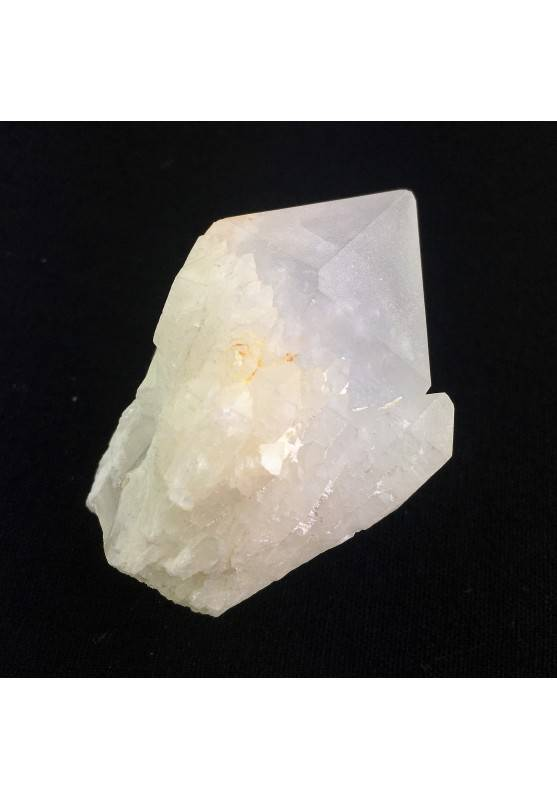 * MINERALS * Clear Quartz Geminated Point from Perù Rock Crystal Raw-2