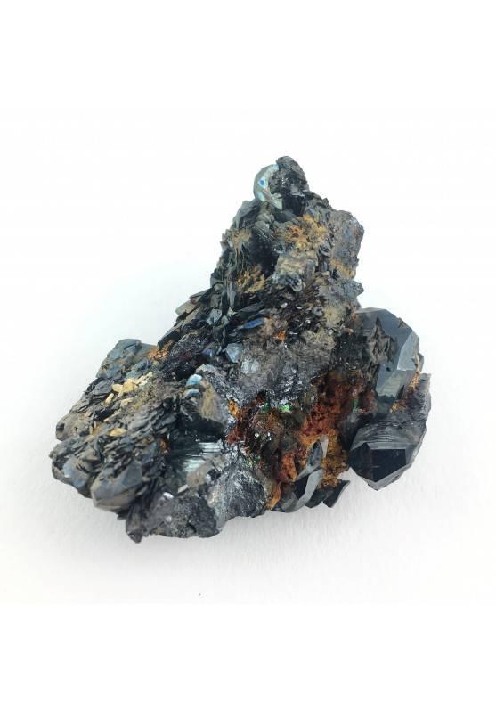 * Minerali Storici * EMATITE LAMELLARE e EMATITE Massiva di Rio Marina A+-1