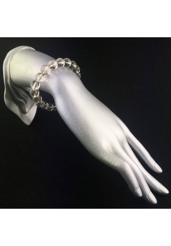 RUTILATED QUARTZ Spheres Bracelet High Quality Jewel Minerals Crystal Healing-1