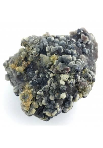 Sphalerite Gems in Crystalized Quartz Specimen Chakra Zen Quality Stone Minerals A+-1