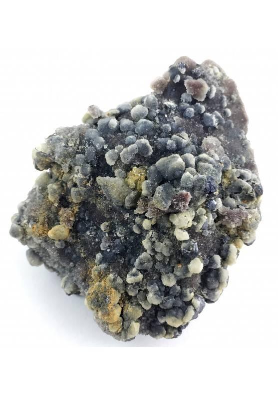 Sphalerite Gems in Crystalized Quartz Specimen Chakra Zen Quality Stone Minerals A+-3