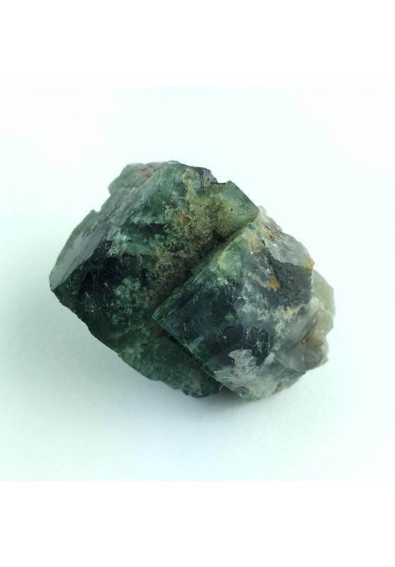 Fluorite Viola Cubica Fluorescente Cristalloterapia 52 gr Alta Qualità A+-5