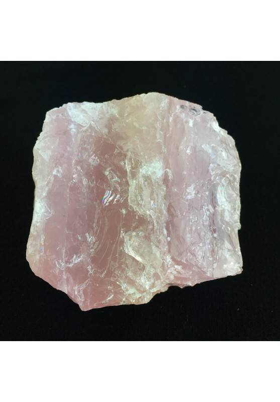 Chunk Big Rose Quartz Mineral Specimen Natural 372gr Minerals & Specimens A+-1