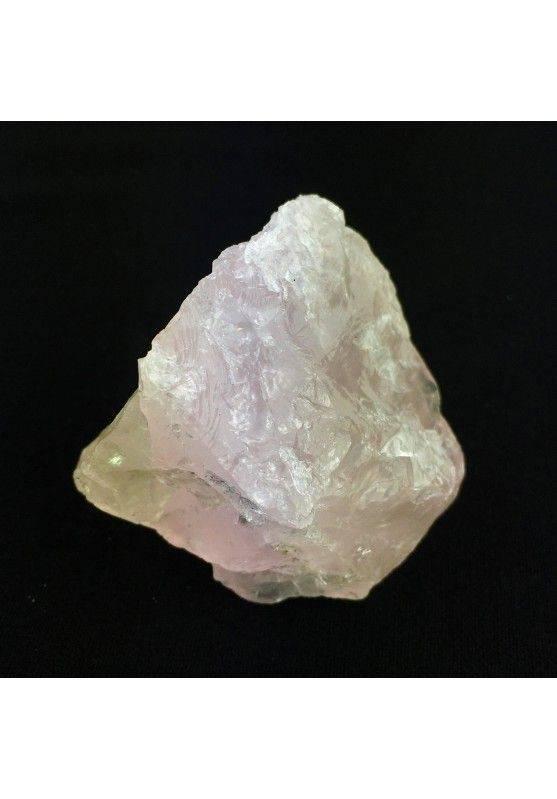 Blocco Grande Quarzo Rosa Aggregato naturale 107gr Cristalloterapia Amore-1