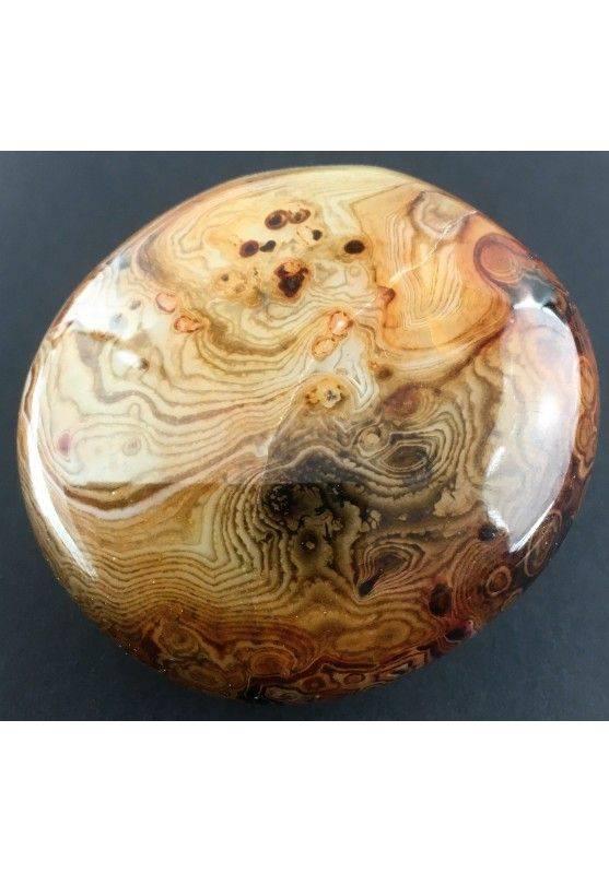 Wonderful CARNELIAN AGATE del Madagascar LARGE Rare Piece Crystal Healing Chakra-4