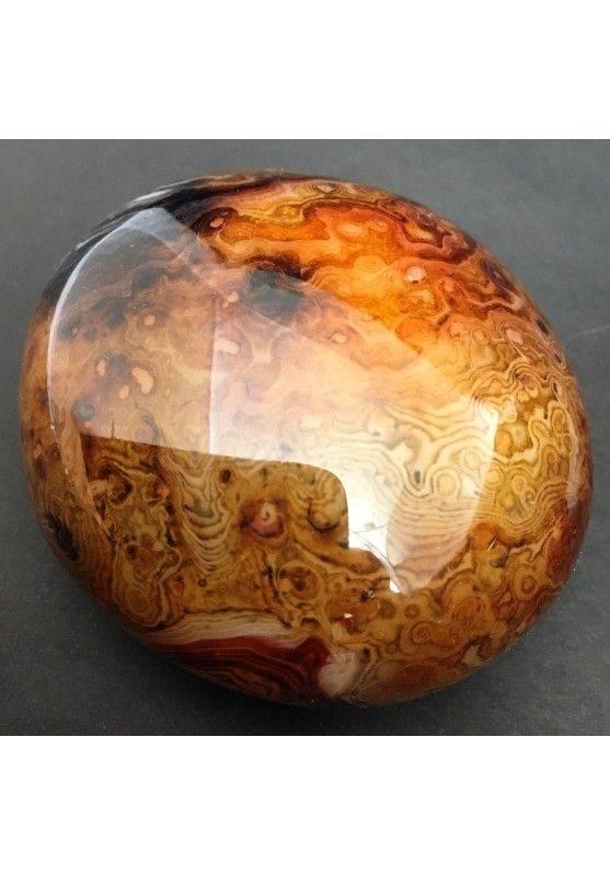 Wonderful CARNELIAN AGATE del Madagascar LARGE Rare Piece Crystal Healing Chakra-5