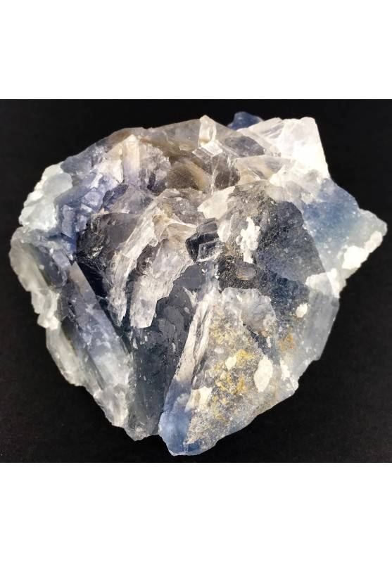 Wonderful FLUORITE Blue Pure MINERALS Rough Crystal Healing Chakra Zen-2