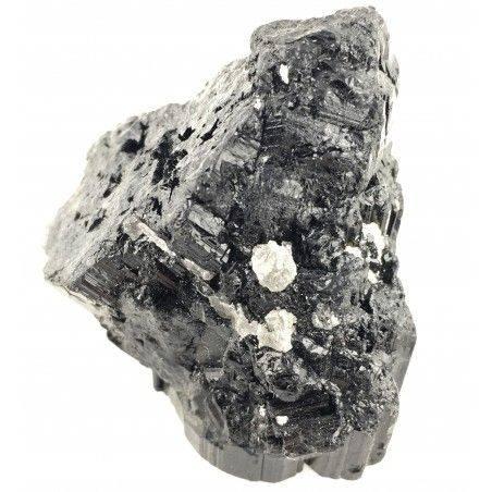Wonderful Piece in SCHORLITE Shorl del Madagascar Rough Black Tourmaline-1
