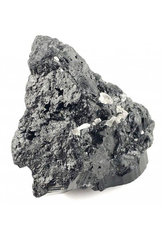 Wonderful Piece in SCHORLITE Shorl del Madagascar Rough Black Tourmaline-2