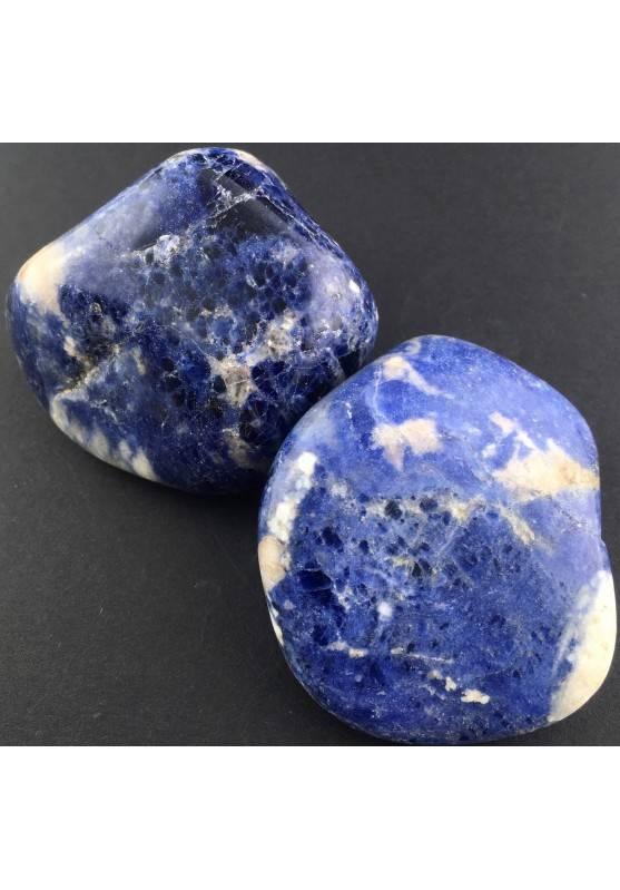 SODALITE BURATTATA GIGANTE Minerale Qualità Cristalloterapia Chakra Reiki Zen A+-1