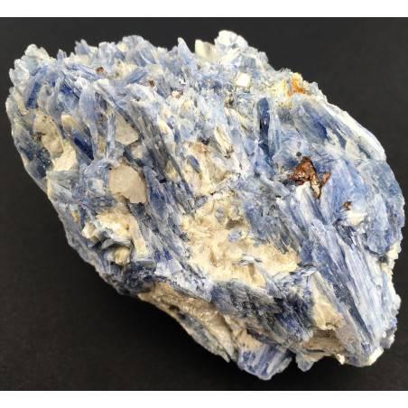 Rough BIG Kyanite with Quartz Crystal Healing Specimen Chakra Minerals Stone-1