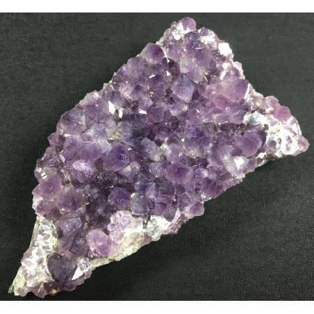 AMETHYST DRUZY Purple Cluster MINERALS Wonderful 181gr Geode Reiki Zen Quality A+-3