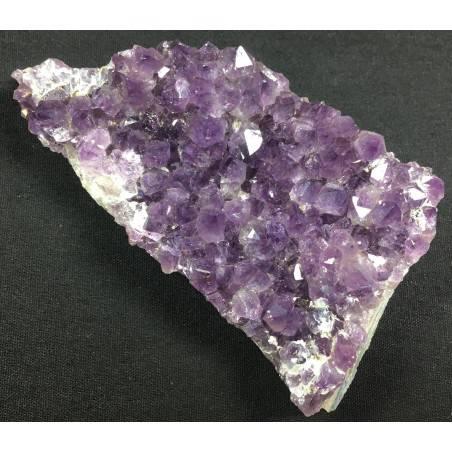 AMETHYST DRUZY Purple Cluster MINERALS Wonderful 181gr Geode Reiki Zen Quality A+-4