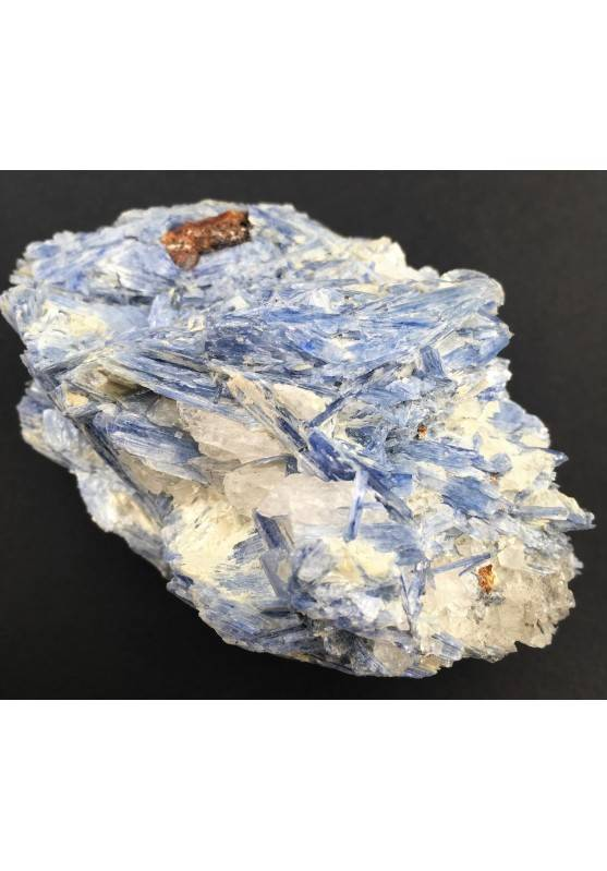 Rough BIG Kyanite with Quartz Crystal Healing Specimen Chakra Minerals Stone-3