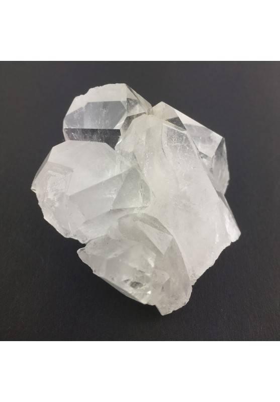 Gruppo Quarzi BRASILE Quarzi IALINO Alta Qualità Cristallo di Rocca EXTRA-1