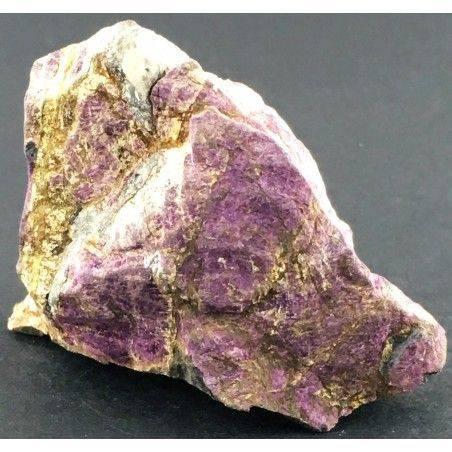 Wonderful PURPURITE Rough BIG High Quality MINERALS Purple Crystal Healing-1