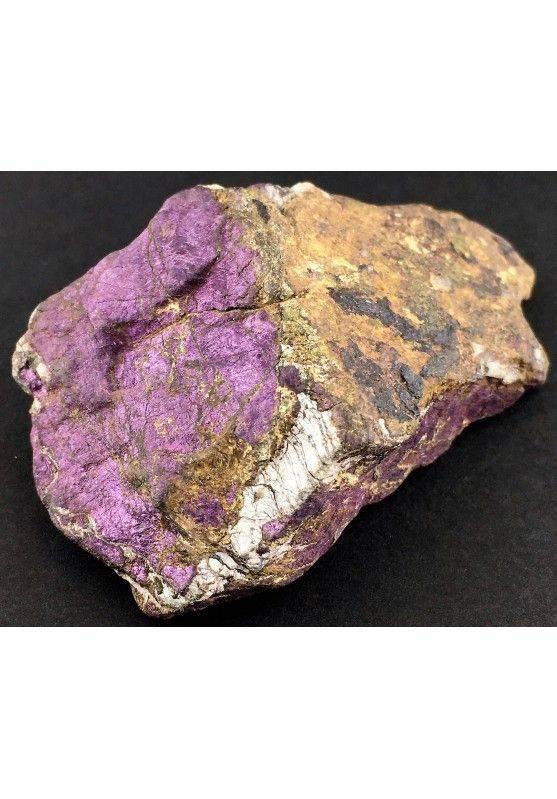Rara PURPURITE GREZZA Grande Alta Qualità Minerali Cristalloterapia Naturale-1