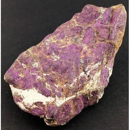 Rara PURPURITE GREZZA Grande Alta Qualità Minerali Cristalloterapia Naturale-2