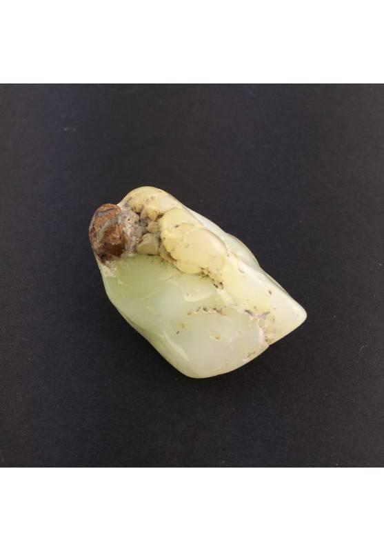 Green CHRYSOPRASE Tumble Stone BIG Crystal Healing High Quality A+-3