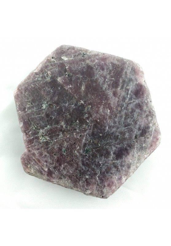 Wonderful Rough RUBY Slice Hexagonal MINERALS Crystal Healing Chakra Reiki-1
