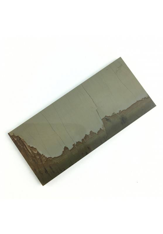 * MINERALS * PICTURE STONE of Florence Tuscany High Quality 10,6cm  65g-2