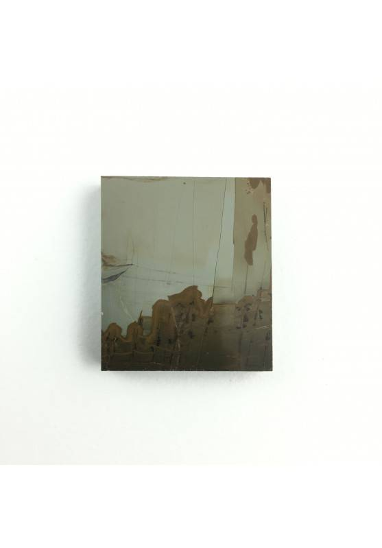 * MINERALI * PIETRA PAESINA di Firenze Collezionismo 15g 3,5cm Alta Qualità-2