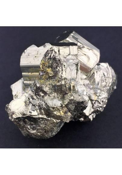 * MINERALI * PIRITE Pentagonale del Perù Qualità Extra Cristalloterapia Chakra-1