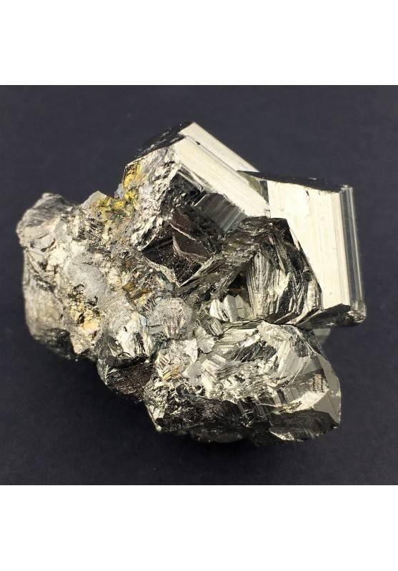 * MINERALI * PIRITE Pentagonale del Perù Qualità Extra Cristalloterapia Chakra-2