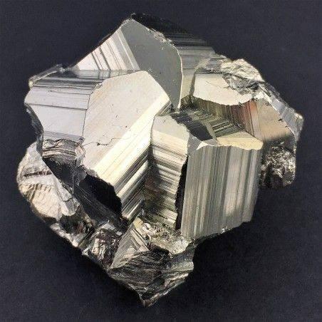 * MINERALI * PIRITE Pentagonale del Perù Qualità Extra Cristalloterapia Reiki-1