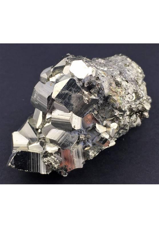 * MINERALS * Pentagonal Pyrite from Perù EXTRA Quality Specimen Chakra Zen-3
