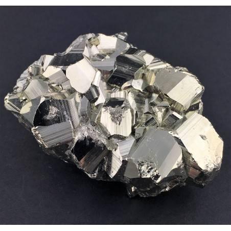 * MINERALI * PIRITE Pentagonale del Perù Qualità Extra Cristalloterapia Zen-1