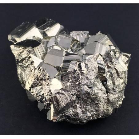 * MINERALI * PIRITE Pentagonale del Perù Qualità Extra Cristalloterapia Zen-2