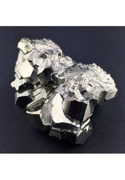 * MINERALI * PIRITE Pentagonale del Perù Qualità Cristalloterapia Collezionismo-1