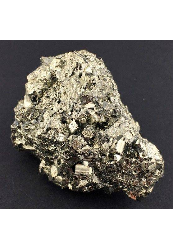 * MINERALS * Pentagonal Pyrite from Perù EXTRA Quality Crystal Healing Reiki-3
