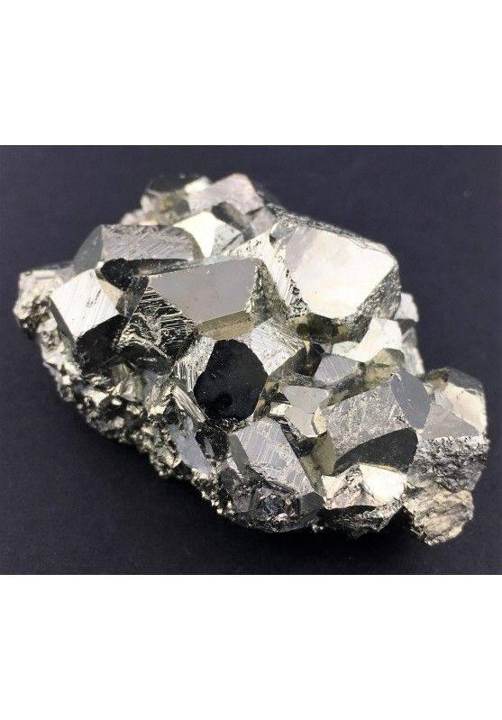 * MINERALI * PIRITE Pentagonale Perù Qualità Extra Cristalloterapia Chakra Zen-1