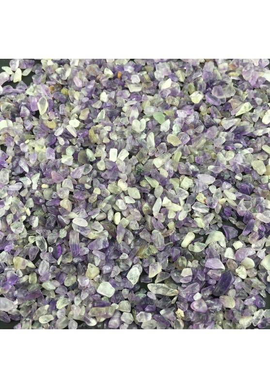 Mini Micro Granules Chip AMETHYST 250g Tumbled Stone MINERALS Crystal Healing Quality A+-1