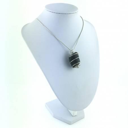 Pendant Mineral Medium Falcon Eye Tumbled Stone Crystal Healing High Quality-3