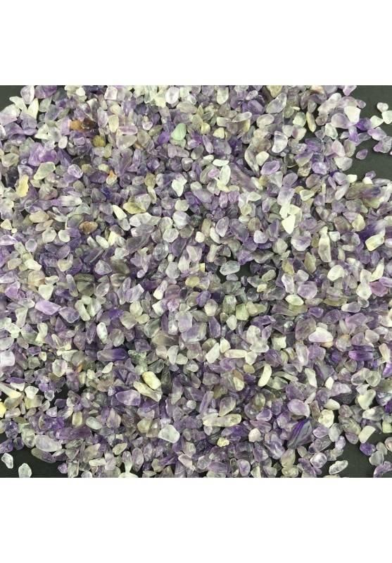 Granuli di AMETISTA 250g Burattati Minerali Cristalloterapia Minerali Qualità A+-2