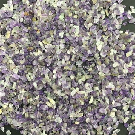 Mini Micro Granules Chip AMETHYST 250g Tumbled Stone MINERALS Crystal Healing Quality A+-2