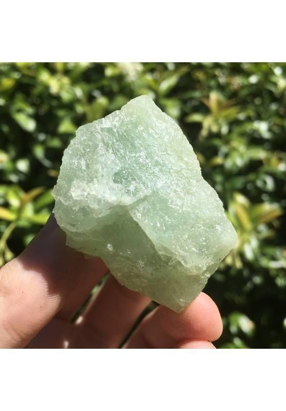 Wonderful Aquamarine Rough Minerals Stone Crystal Healing - Brasil 48gr-2