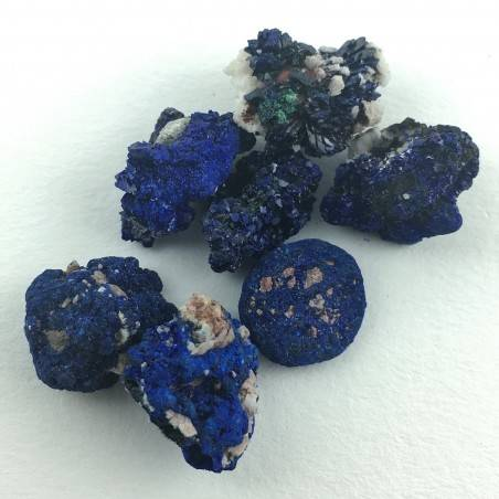 Rough AZURITE Crystal MINERALS Color Crystal Healing Chakra Reiki A+-1