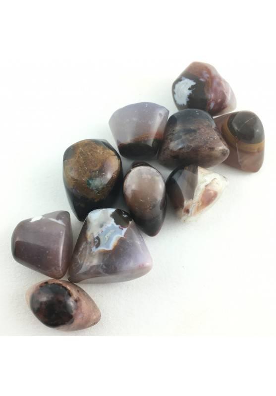 Minerals Tumbled AGATE buddha eye Prime Quality Crystal Healing Chakra Reiki Zen-2